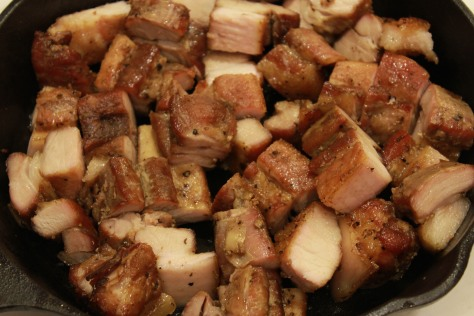 I recently read an article that said pork was healthier than chicken...