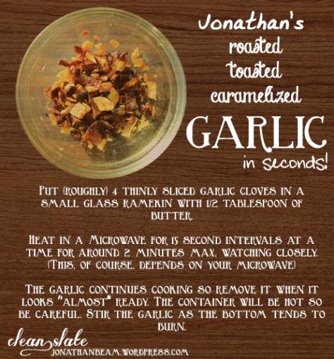 Toasted Garlic