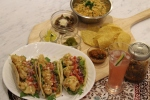 The full fish taco spread2