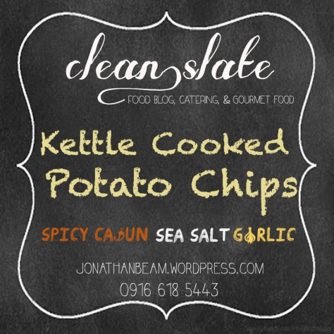 Clean Slate Kettle Chips