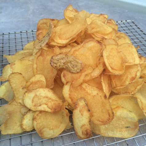 Crispy Thick Kettle Chips
