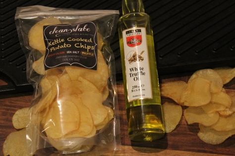 Truffle Kettle Chips
